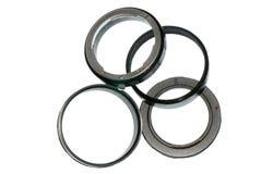 Extension ring of digital camera Royalty Free Stock Photo