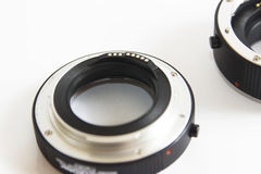 Extension tube Stock Images