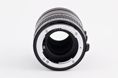 Extension tubes Royalty Free Stock Images