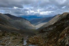 Extensiones de la montaña Fotos de archivo libres de regalías