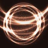 Extensiones extensas del universo Imágenes de archivo libres de regalías