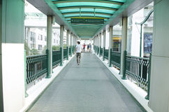 Extensionsbrücke Lizenzfreies Stockfoto