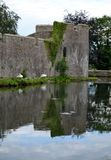 Exterior from Bishops Palace Royalty Free Stock Images