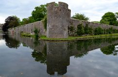Exterior from Bishops Palace Royalty Free Stock Photo