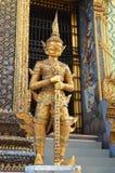 EXTERIOR BUILDING IN曼谷泰国国王 免版税图库摄影