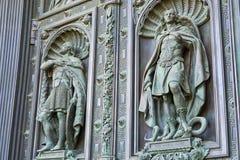 Exterior, catedral del ` s del St Isaac, St Petersburg, Rusia Fotografía de archivo libre de regalías