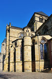 The exterior of the Cathedral of Trier Stock Image
