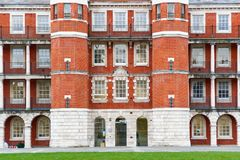 Exterior of Chelsea College of Arts in London Royalty Free Stock Photo