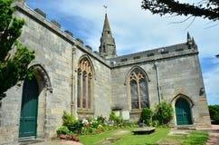 Exterior of Church Royalty Free Stock Photo