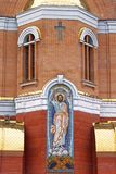 Exterior of church, Kiev Stock Photography