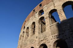Colosseum, Rome, Italy Royalty Free Stock Photos
