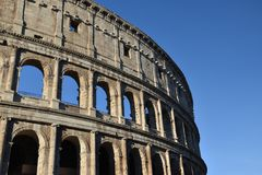 Colosseum, Rome, Italy Stock Photography