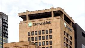 Exterior constructivo de CenturyLink