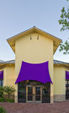 Exterior da barra e do restaurante Imagem de Stock Royalty Free