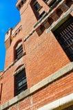 Exterior da cadeia Imagem de Stock Royalty Free