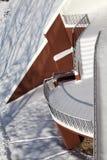 Exterior da escada Imagens de Stock