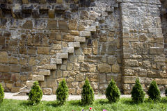 Exterior da escada Foto de Stock Royalty Free