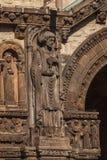 Exterior da igreja de trindade Fotos de Stock