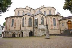 Exterior da igreja do St. Maria im Kapitol Fotografia de Stock Royalty Free