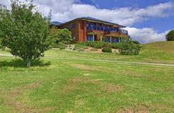 Exterior de Aurora Lodge Waipu, NZ imágenes de archivo libres de regalías