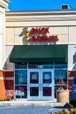Exterior de Duck Donuts Store foto de stock