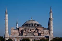 Exterior de Hagia Sophia Imagenes de archivo