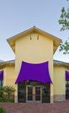 Exterior de la barra y del restaurante Imagen de archivo libre de regalías