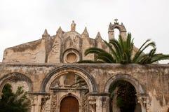 Exterior de la iglesia de Juan del santo Imágenes de archivo libres de regalías