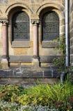 Exterior de la iglesia vieja Fotos de archivo libres de regalías