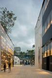 Exterior de la tienda de Bulgari en el Midtown Miami Fotos de archivo libres de regalías
