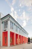 Exterior de la tienda de Fendi en el Midtown Miami Fotos de archivo libres de regalías
