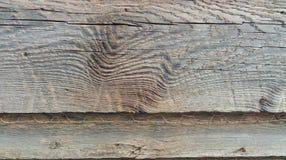 Exterior de madeira velho 2 da placa da parede do celeiro Imagem de Stock Royalty Free