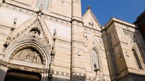 Exterior de romano - catedral católica da suposição de Mary, arquitetura filme