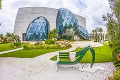 Exterior de Salvador Dali Museum en St Petersburg fotografía de archivo