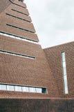 Exterior de Tate Modern New Building Fotografía de archivo