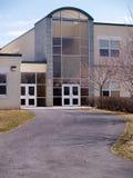 Exterior de um edifício moderno Foto de Stock