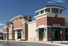 Exterior del centro comercial Fotografía de archivo