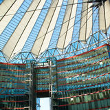 Exterior del edificio del asunto Fotos de archivo libres de regalías