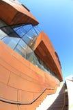 Exterior del edificio moderno Fotos de archivo libres de regalías