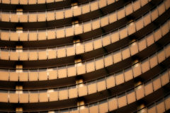 Exterior del hotel Fotografía de archivo libre de regalías