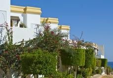 Exterior del hotel de lujo Imagen de archivo