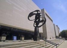 Exterior del museo del aire y de espacio de Smithsonian Fotos de archivo