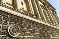 Roman Building Stock Photography