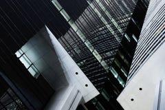 Exterior do edifício do negócio Imagens de Stock Royalty Free