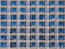 Exterior do hotel Imagem de Stock