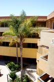 Exterior do hotel Imagens de Stock Royalty Free