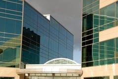 Exterior do prédio de escritórios Fotografia de Stock