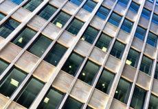 Exterior do prédio de escritórios Imagens de Stock
