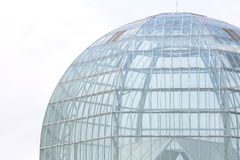 The exterior of the dome Stock Image