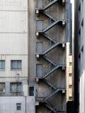 Exterior, facade of building. Stock Photos